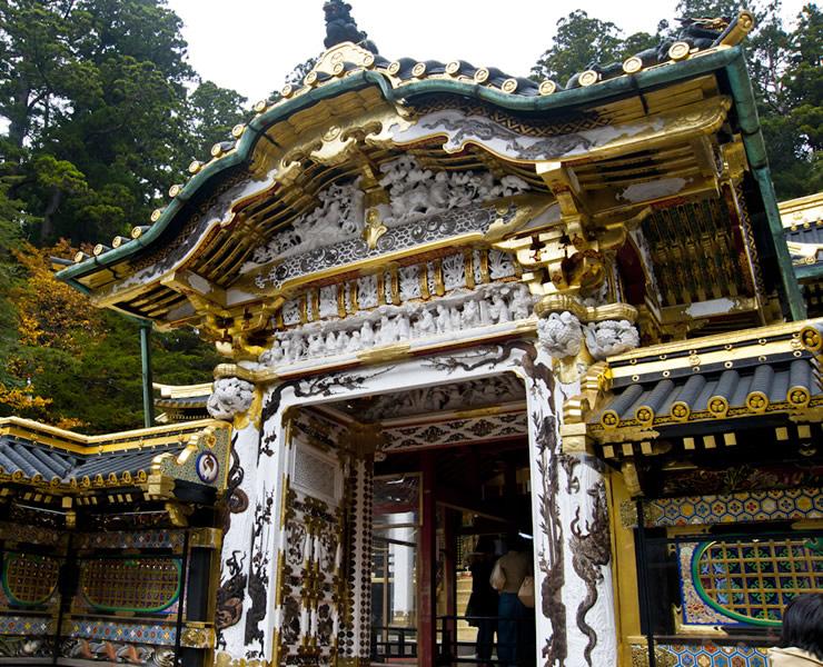 日光の社寺(栃木県)
