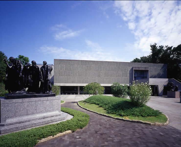 国立西洋美術館本館(東京都)