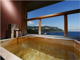 貸切風呂の宿稲取赤尾ホテル