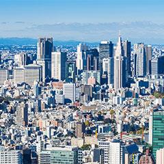 新宿・渋谷・赤坂・六本木周辺